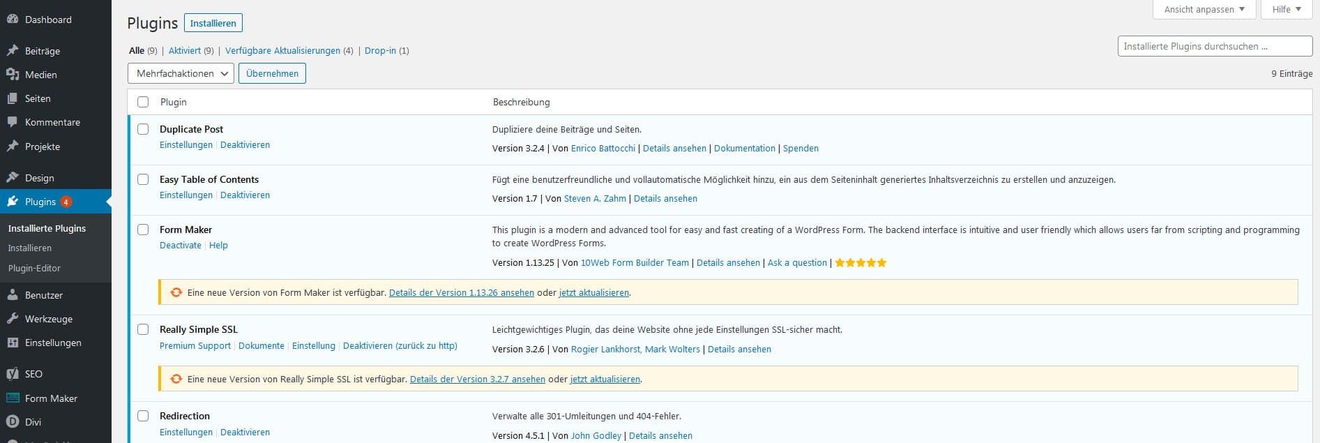 Wordpress Plugins: Der Leitfaden für alle Einsteiger und Anfänger, inkl. Plugin Empfehlungen 11
