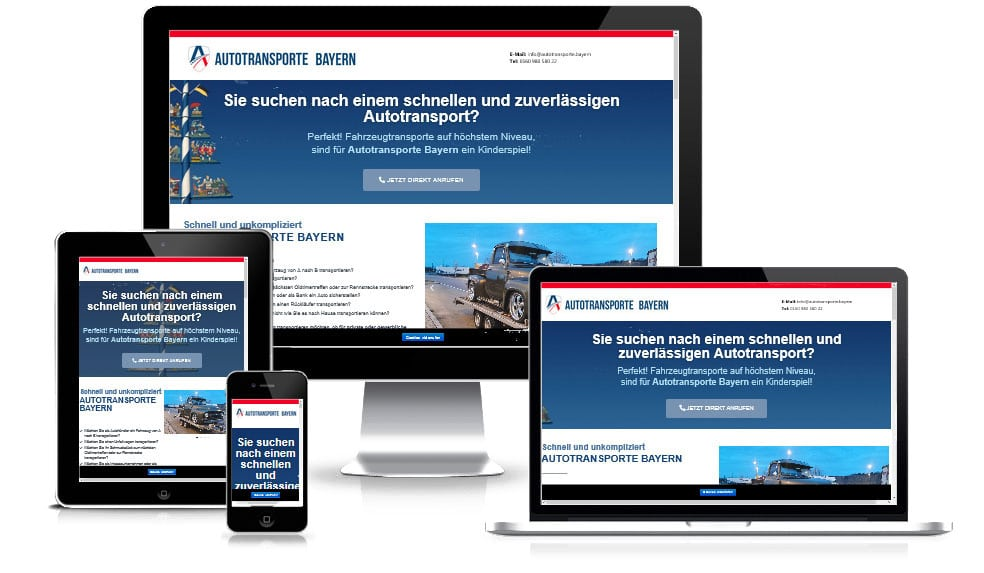 Webdesign Landshut 2