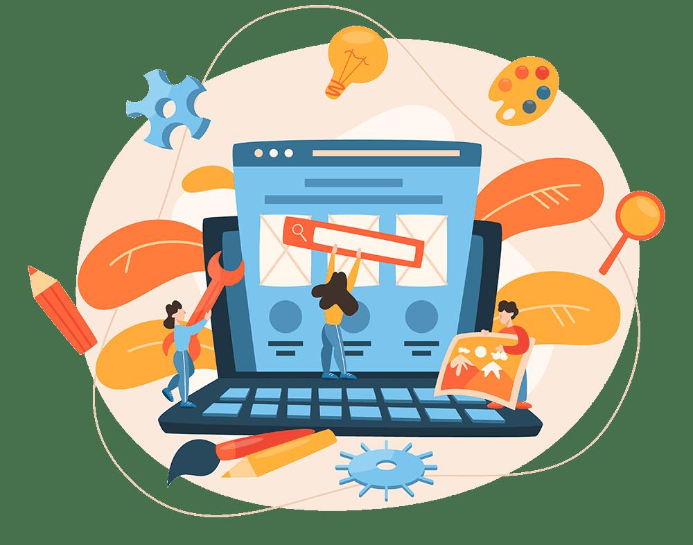 Webdesign lernen